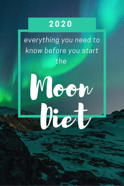 Loose Weight With The Lunar Diet in 2020