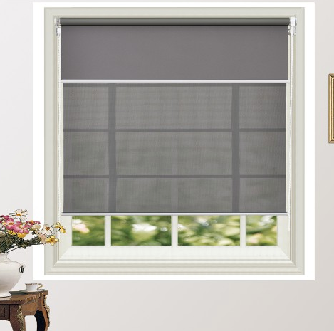 Day/night Double Roller Blind