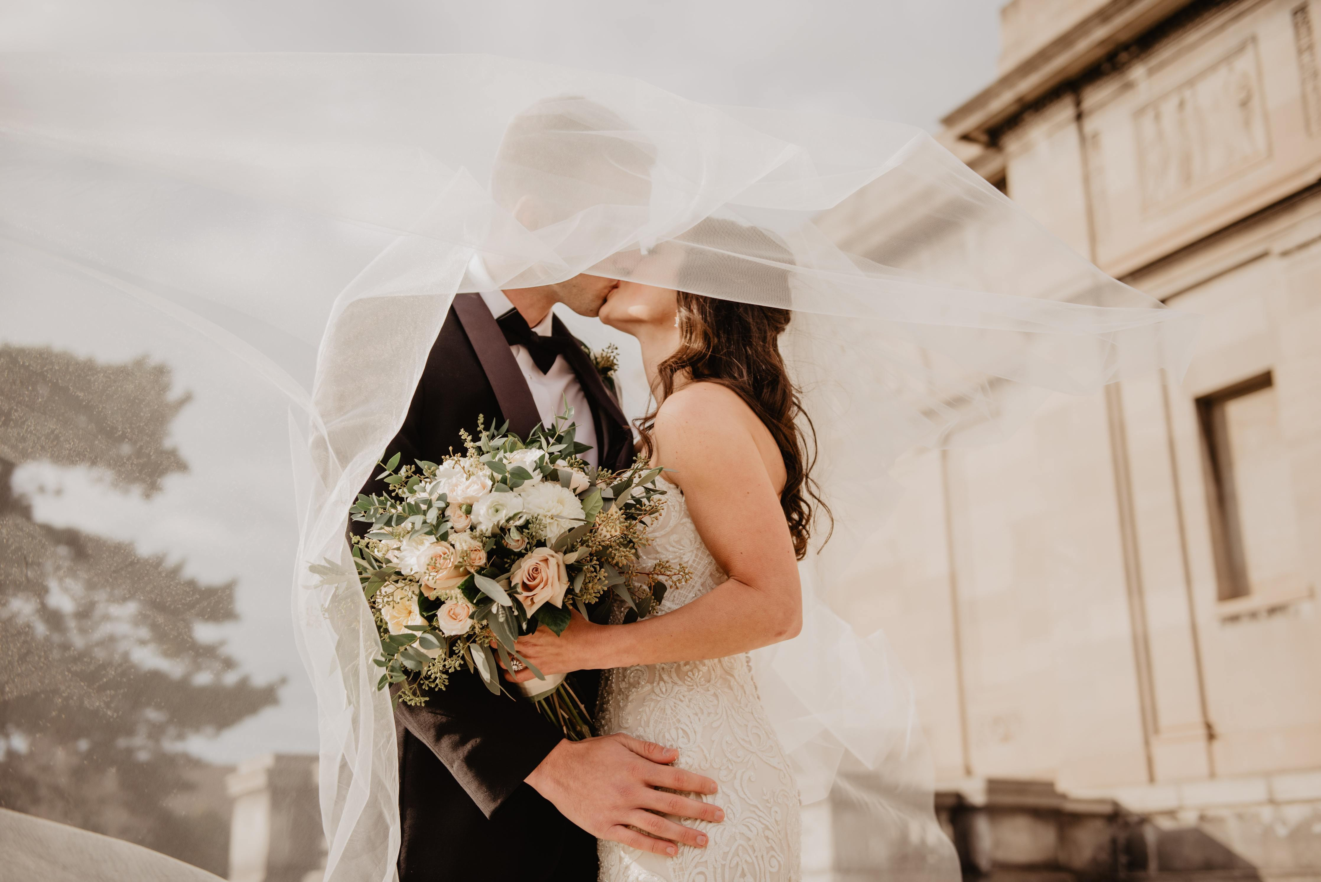 Our highly skilled dressmakers in Europe work their craft with unmatched precision and finesse. Each dress is hand-crafted, made to measure, and intricately embellished with hand-sewn beads, delicate pearls and crystals, lace appliques and guipure, to create that timeless wedding dress that leaves you spellbound.