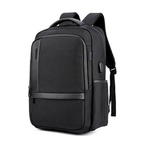 Men Backpack Travel Backpacks 17 Inch Laptop 15.6 Backpacking Notebook Large Capacity Back Pack Waterproof USB Charging Bagpack