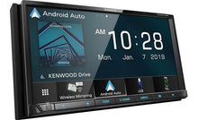 Load image into Gallery viewer, Kenwood DDX8706S CD/DVD/CarPlay/Android Auto Double Din TV Deck
