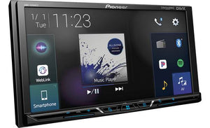 Pioneer DMH-1500NEX Digital multimedia receiver (does not play CDs)