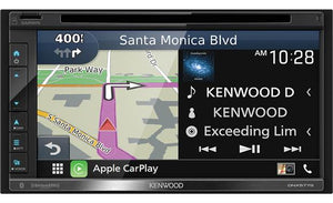 Kenwood DNX577S Double Din CD/DVD/CarPlay/Android Auto/Garmin Navigation Receiver