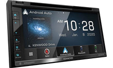 Load image into Gallery viewer, Kenwood DNX577S Double Din CD/DVD/CarPlay/Android Auto/Garmin Navigation Receiver