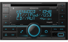 Load image into Gallery viewer, Kenwood DPX504BT CD receiver