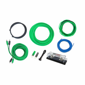 DB Link X-Treme Green Series Amplifier Installation Kit (8 Gauge - Mini ANL) GK8-MANL