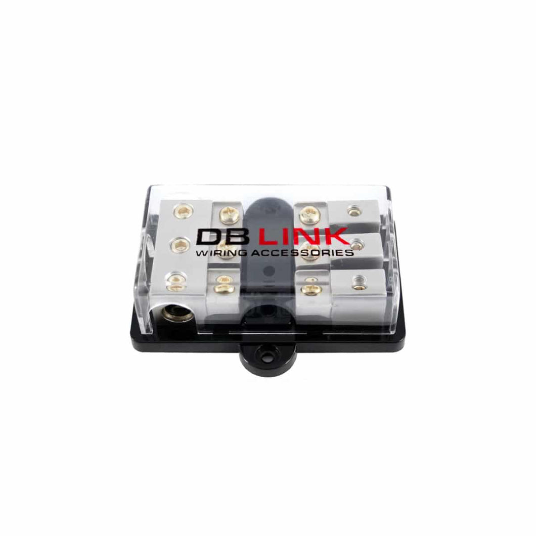 DB Link 3 Position Mini ANL Fuse Block MANLFB438