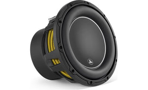 "JL Audio 10W6v3-D4 W6v3 Series 10"" subwoofer with dual 4-ohm voice coils"