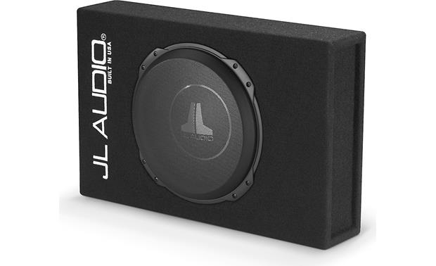 JL Audio CS112LG-TW3 Sealed PowerWedge™ enclosure with one 12