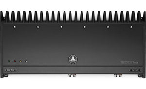 JL Audio Slash 1200/1v3 Mono subwoofer amplifier — 1,200 watts RMS x 1