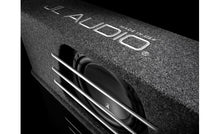 "Load image into Gallery viewer, JL Audio HO112-W6v3 High Output Enclosure with single 12"" subwoofer"