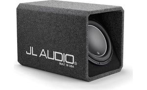 "JL Audio HO112-W6v3 High Output Enclosure with single 12"" subwoofer"