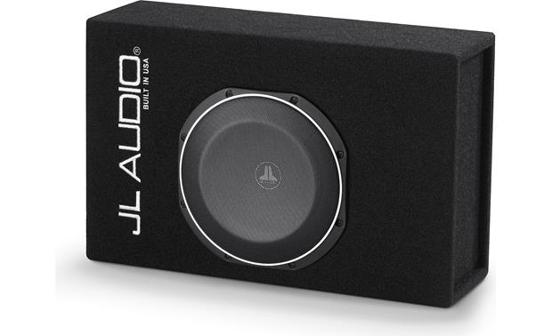 JL Audio CP110LG-TW1-2 MicroSub™ slot-ported enclosure with one 10