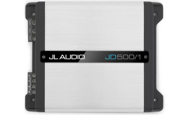 JL Audio JD500/1 JD Series mono subwoofer amplifier — 500 watts RMS x 1 at 2 ohms