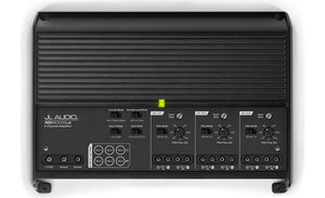 JL Audio XD600/6v2 6-channel car amplifier — 75 watts RMS x 6