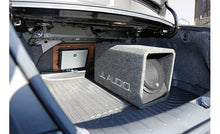 "Load image into Gallery viewer, JL Audio HO110-W6v3 High Output Enclosure with single 10"" subwoofer"