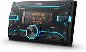 Sony DSX-GS900 Digital media receiver (does not play CDs)
