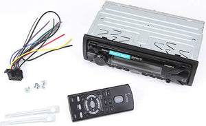 Sony DSX-M55BT Marine digital media receiver with Bluetooth® (does not play CDs)