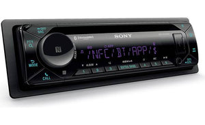 Sony MEX-N5300BT CD receiver