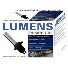 Lumens HPL HID Conversion Kit H4 Dual Beam (Hi/Low)