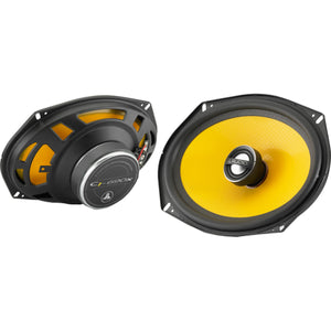 "Jl Audio C1-690x Coaxial Speaker System 6 x 9"" Woofer with 1"" Aluminum Dome Tweeter"