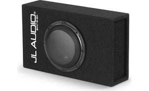 "JL Audio ACP108LG-W3V3 MicroSub+™ 250-watt 8"" powered subwoofer"
