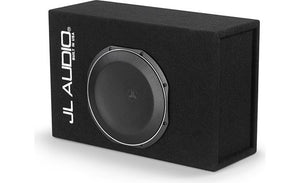 "JL Audio ACP112LG-TW1 MicroSub+™ single 12"" powered subwoofer enclosure"