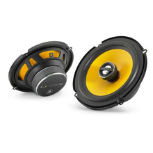 "Load image into Gallery viewer, JL Audio C1-650x 6.5"" Coaxial Speakers with 0.75"" Aluminum Dome Tweeter"