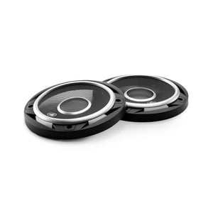 "JL Audio C2-400X 4"" 35 Watts 4 Ohms Coaxial Speakers with 0.75"" Silk Dome Tweeter"