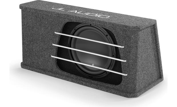 JL Audio HO110RG-W3v3 High Output Series ported enclosure with 10