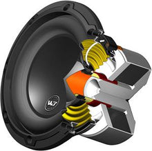 "Load image into Gallery viewer, JL Audio 10W3v3-4 W3v3 Series 10"" 4-ohm subwoofer"