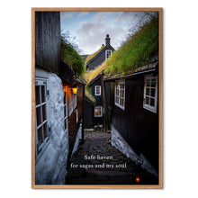 Indlæs billede til gallerivisning Narrow Streets - Limited Edition