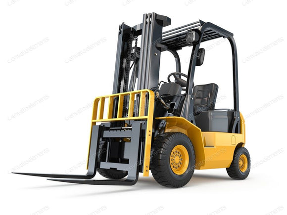 Counterbalanced Lift Truck Training - Theory Certification