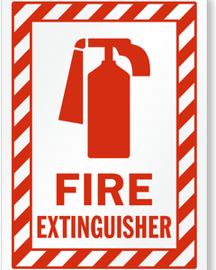Fire Extinguisher Awareness Training