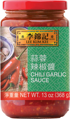 LEE KUM KEE Chili Garlic Sauce (13 oz) - Konveny