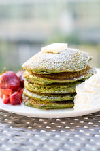 Load image into Gallery viewer, The Dough Club, Matcha Mochi Pancake & Waffle Mix (12oz 6-8 servings)