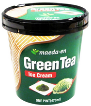 "Load image into Gallery viewer, MAEDA Ice Cream Pint ""Matcha"" (16 oz) - Konveny"