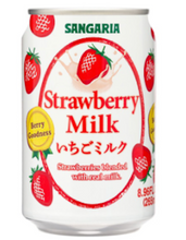Load image into Gallery viewer, SANGARIA Strawberry Milk (9 oz) - Konveny