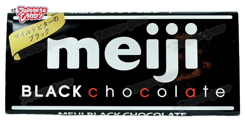 MEIJI Black Chocolate (1.76 oz)