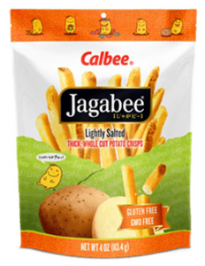 Calbee, Jagabee Lightly Salted Straws (4 Oz)