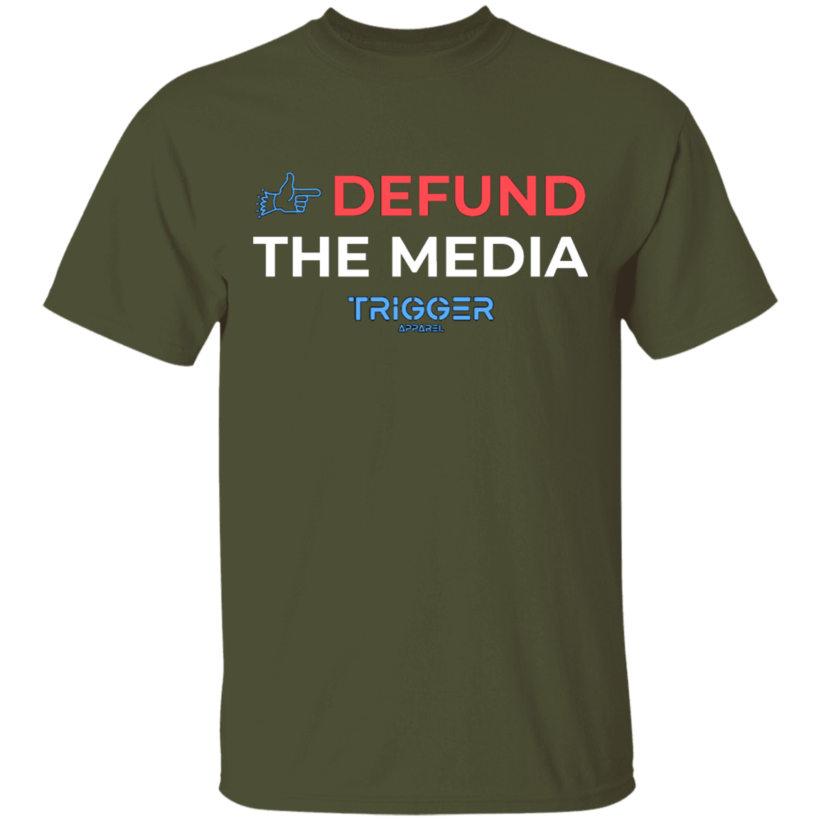 DEFUND THE MEDIA
