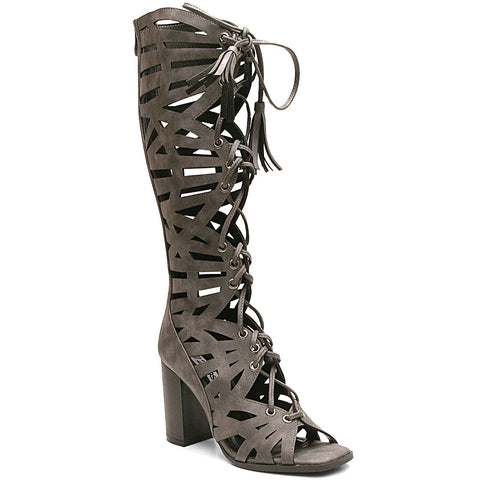 2 Lips Too Too Marcie Women's ... Ankle Boots b7BEsDrLHg