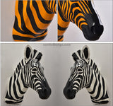 Unique Zebra Wall Decoration