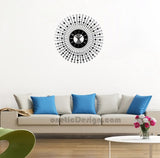 Wall Clock Cys