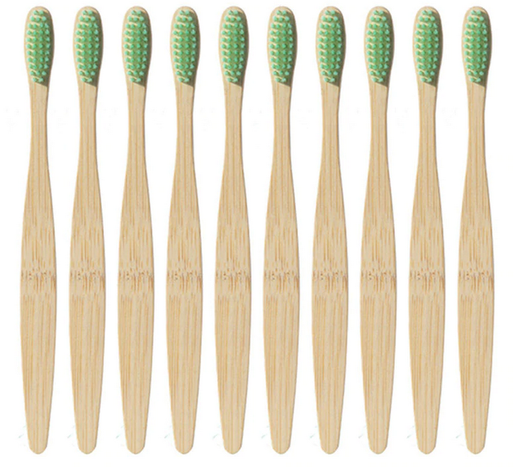 Toothbrush 10 Pieces Eco