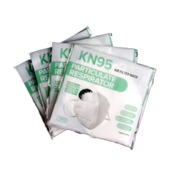 KN95 Masks - Individually Packed - 5Ply (Box of 20)