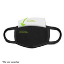 Face Mask - 100% Cotton Reusable Mask with insert for Filter (Shield Promo)