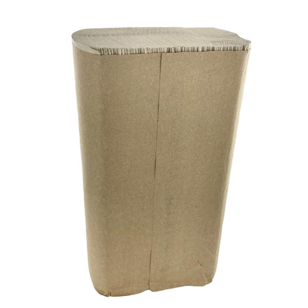 Multifold Natural Recycle Paper -(1 ply, 250 sheets per pack; 16 packs per case)