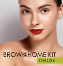 BROW@HOME DELUXE KIT + FREE LIVE BROW TUTORIAL