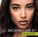 BROW@HOME SIGNATURE KIT + FREE Gift with Purchase